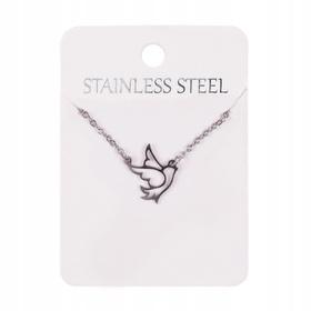 Naszyjnik zawieszka Duch św. stal stainless steel