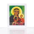 Matka Boża Częstochowska diamentowy haft mozaika (7)