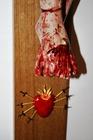 160cm PASYJNY KRZYŻ Serca Jezusowego Końca Czasu (2)