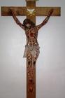 160cm PASYJNY KRZYŻ Serca Jezusowego Końca Czasu (1)