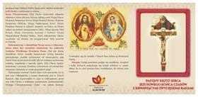 Pasyjny Krzyż Serca Jezusowego modlitwy składanka