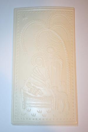 Opłatek wigilijny duży gruby zestaw aż 9szt. + błogosławieństwo domu + modlitwa przy stole (4)