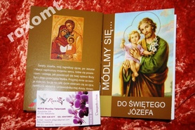 Do Św. Józefa MÓDLMY SIĘ - Święty Józef z Nazaretu