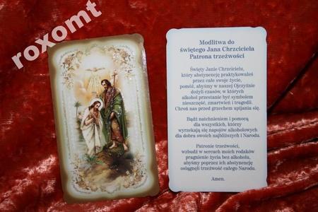 Św. Jan Chrzciciel Chrzest Jezusa w Jordanie obraz (1)