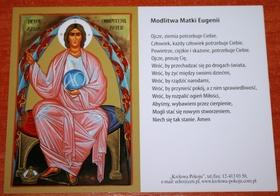 Obraz Boga Ojca obj Eugenia Ravasio - obrazek 11cm