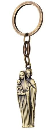 Brelok satynowany św. Rodzina Józef Jezus Maryja (1)