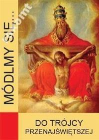 Do Trójcy Przenajświętszej MÓDLMY SIĘ do ducha św