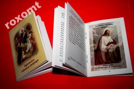 Tajemnice Różańcowe książeczka Różaniec 46 str.! (1)
