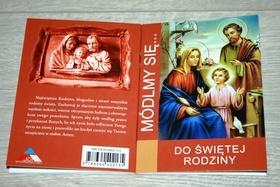 Do Świętej Rodziny Módlmy się Józefa Maryji Jezusa