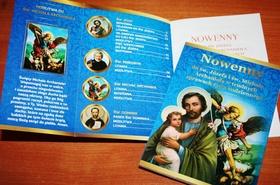 NOWENNY do św Józefa i Michała w trudnych sprawach
