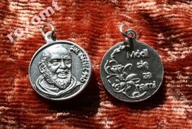 Medalik + modlitwa Św. O. PIO z Pietrelciny UNIKAT