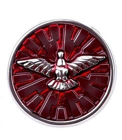 Przypinka znaczek symbol z Duchem Świętym gołębica