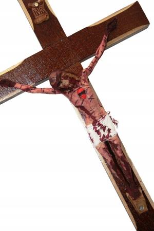 21cm PASYJNY KRZYŻ Serca Jezusowego Końca Czasu (4)