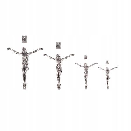 14cm duży korpus Chrystusa do krzyża krzyżyk 4/4 (2)